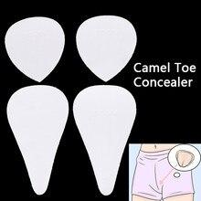 Corretivo de silicone reutilizável, corretivo invisível adesivo de grau médico para mulheres, protege linhas de dedo do pé