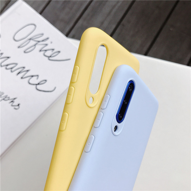 candy color silicone phone case for samsung galaxy j7 pro j5 j3 2017 2016 2015 a6 a8 j8 j6 j4 plus 2018 matte soft tpu cover 5