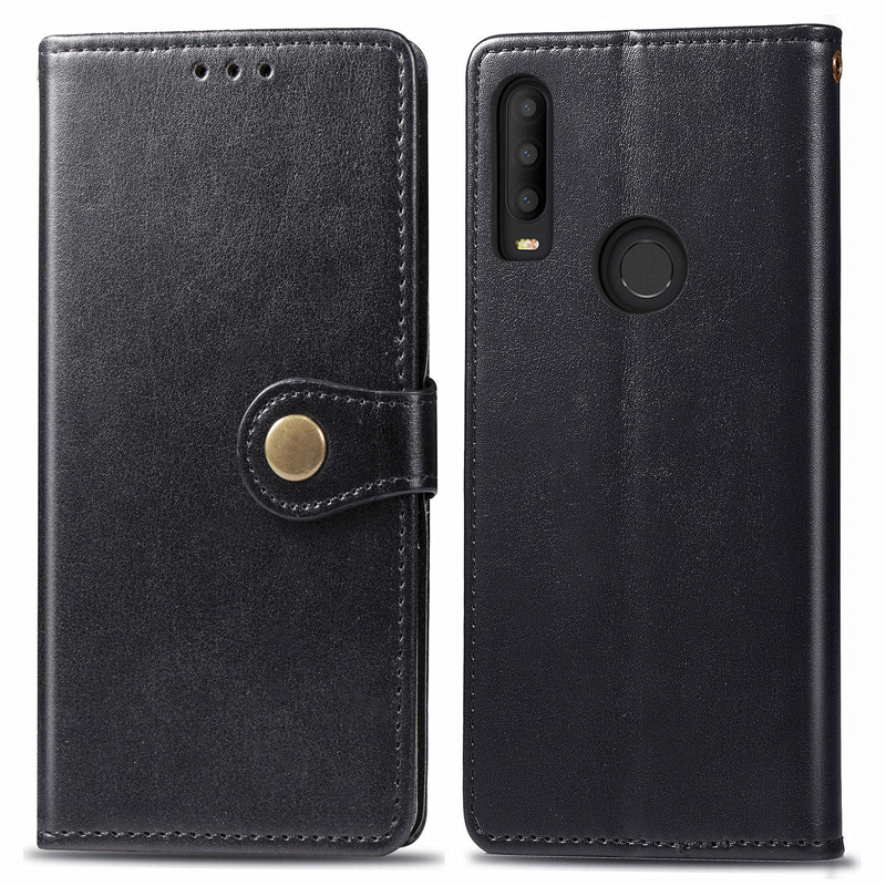 For Alcatel 3X 2019 Case Flip Luxury Leather Wallet Magnetic Adsorption Cover For Alcatel3X 2019 3 X 5048U 5048Y Phone Cases(China)