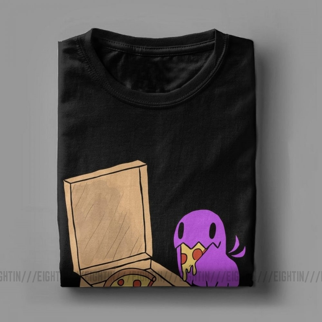 Zerg Loves Pizza Gaming T-Shirt 2