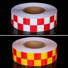 Feflective-Strip Warning-Sign Anti-Collision 5cmx10m/Roll
