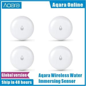 Image 1 - 재고 있음 원래 Aqara IP67 물 침수 센서 가정용 원격 경보 보안 침수 센서에 대한 홍수 누수 감지기