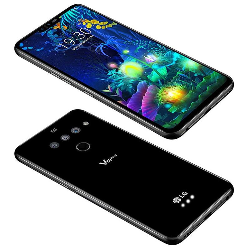 Refurbished Unlocked LG V50 ThinQ V500N 6.4