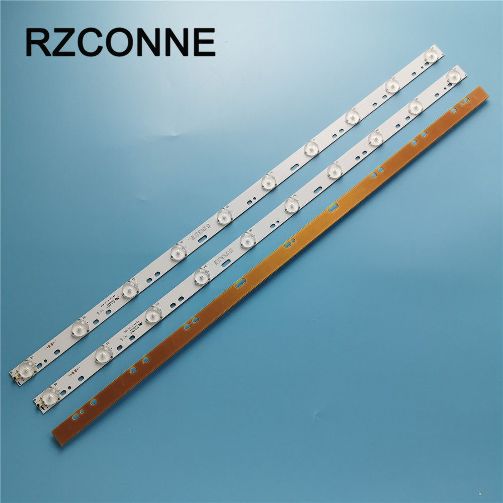 570mm LED Backlight Strips for D304PHHB01F5B KJ315D10-ZC14F-03 303KJ315031 D227PGHBYZF6A <font><b>E348423</b></font> E32D1900 KM0315LDHH44 T315XW05 image