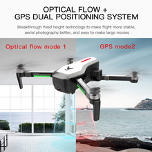 SG906 WIFI Optical Flow Clear Camera Wide Angle Outdoor Foldable Aircraft Altitude Hold GPS Brushless Speed Control RC Drone FPV