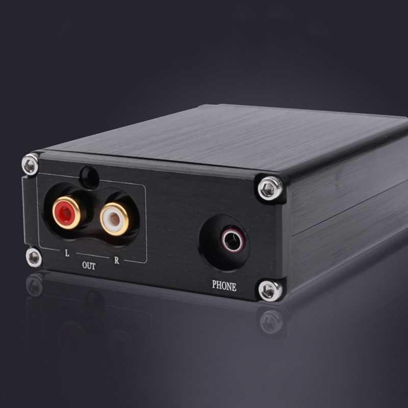Nowy Kguss Q2 Breeze Audio Ess Es9018K2M + Ad823 + Sa9023 dekoder Usb Hifi Dac zewnętrzna karta dźwiękowa wzmacniacz poza Es9023 Dac