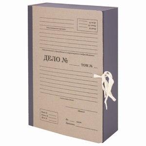 """Folder архивная A4 """"21"""", 80mm, переплетный cardboard/бумвинил, drawstring, up to 800 L... Staff, 112167 (20 PCs) архивная Folder File Folder file folder briefcase"""