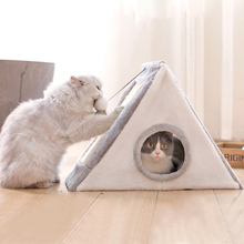 Cats Scratcher Boards Natural Caught Toy Small Cat Houses Cat Climbing Frame Kitten Cat Playing Tunnel Toy With Ball michael capuzzo cat caught my heart