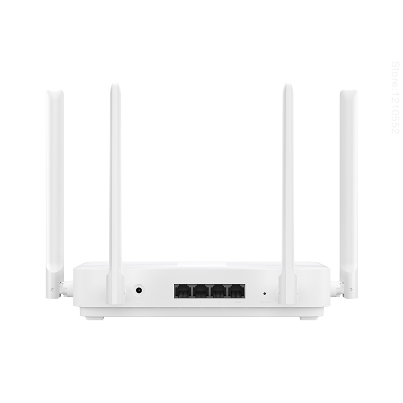 2021 New Xiaomi Redmi AX5 Wireless Router 5G WiFi 6 Dual Frequency Mesh Network Repeater 4 High Gain Antennas Signal Extender 2