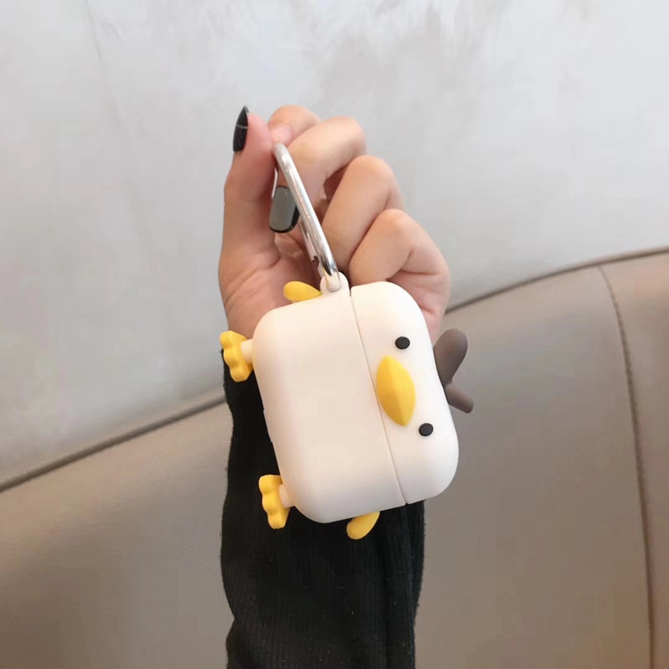 Cute 3D Silicone Case for Airpods Pro 165