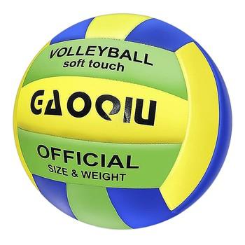 40 # siatkówka No 5 miękka wysokopiankowa warstwa powierzchniowa nie boli rąk siatkówka wysokiej jakości sporty halowe siatkówka tanie i dobre opinie ISHOWTIENDA CN (pochodzenie) Not Hurt Your Hands Volleyball Siatkówka plażowa Piłka