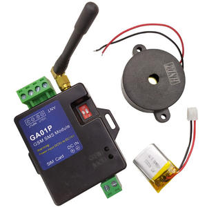 Alarm-Systems GA01P Mini GSM for Power-Failure-Alert Rechargeable-Battery New