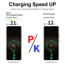 18W Quick Charge 3.0 USB Charger QC 3.0 4.0 For Samsung A50 iPhone Xr 11 8 7 Xiaomi Huawei USB Plug Phone/Fast Charger Adapter