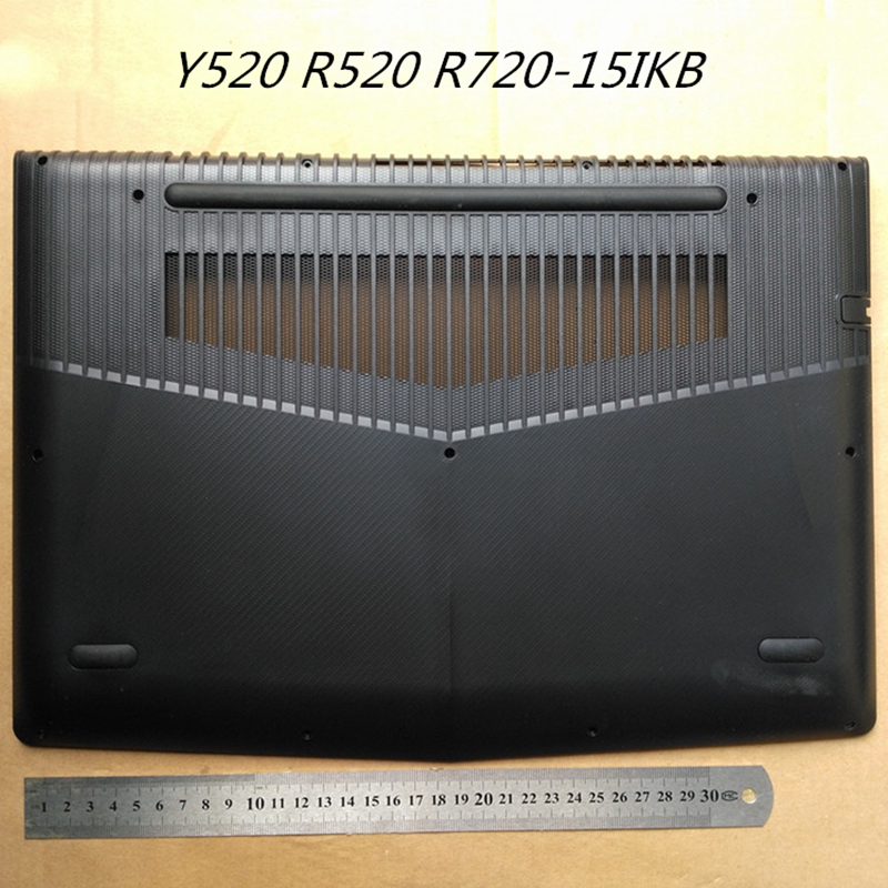 Bottom Cover Lower <font><b>Case</b></font> Base Carcass For <font><b>lenovo</b></font> Legion <font><b>Y520</b></font> R520 R720-15IKB Topcase Palmrest image