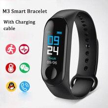 Running Pedometer Blood Pressure Monitor Heart Rate Fitness Sport Bracelet Child Wristband wristband Fitness Tracker Smartwatch