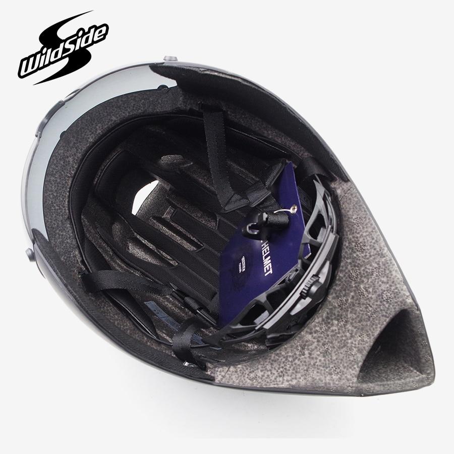 Купить с кэшбэком Race tt cycling helmet lens goggles Triathlon tri aero helmet road bike timetrial bicycle helmet Casco Ciclismo Accessories 2019