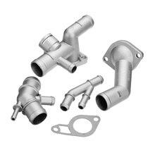Комплект для замены алюминиевого фланца охлаждающей жидкости MK4 1,8 T TT 4 шт./компл. 06A121132A