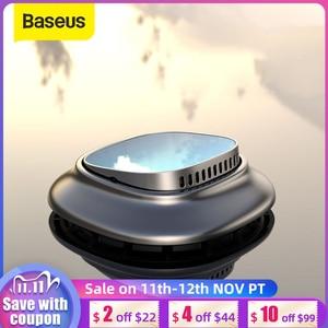 Image 1 - Baseus Mini Auto Luchtverfrisser Parfum Geur Auto Aroma Diffuser Aromatherapie Effen Luchtuitlaat Dashboard Parfum Houder