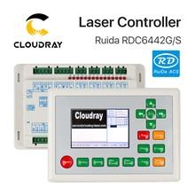 Cloudray Ruida RD RDC6442G Co2 ليزر DSP تحكم عن النقش بالليزر وماكينة قطع RDC 6442 6442G 6442S