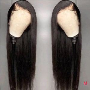 250 Density Lace Wig Body Wave Human Hair Wigs Glueless Lace Front Human Hair Wigs For Black Women Preplucked Lace Wig Brazilian(China)