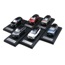 1/64 LCD VELAR SUV Diecast Model Toys Car Boys Girls Gifts