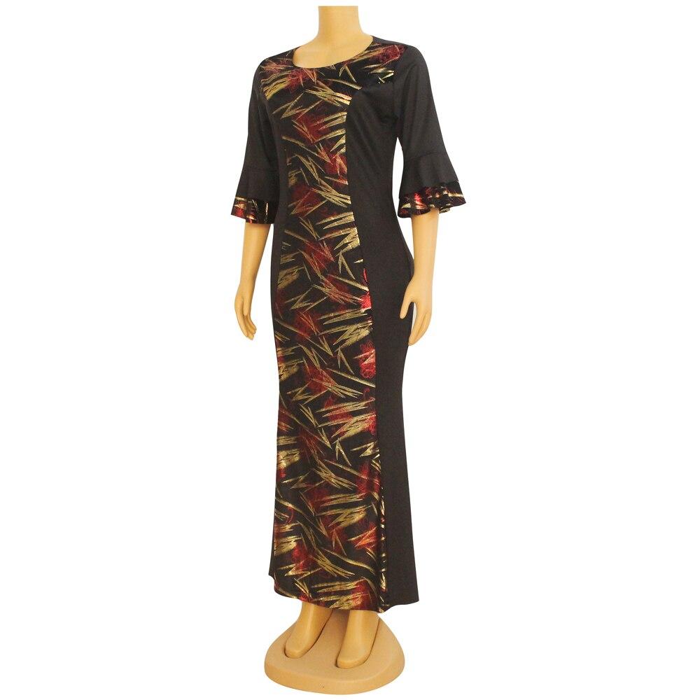 Vestido de sereia estampa vintage, vestido feminino