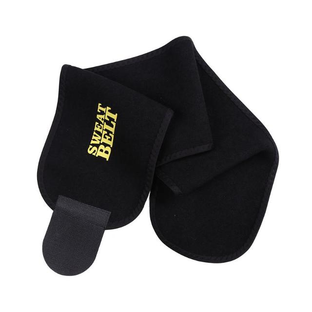 Unisex Sweat Body Suit Sweat Belt Shaper Premium Waist Trimmer Belt Waist Trainer Corset Shapewear Slimming Vest Underbust Mujer 4