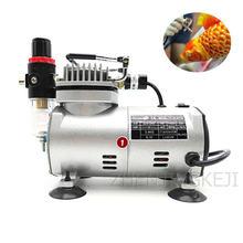 Воздушный мини компрессор 110 В 220