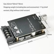 HIFI אלחוטי Bluetooth 5.0 TPA3116 דיגיטלי כוח אודיו מגבר לוח TPA3116D2 50WX2 סטריאו מגבר Amplificador קולנוע ביתי
