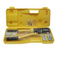YQK 120 high quality manual hydraulic clamp copper aluminum nose pressure wiring hydraulic clamp