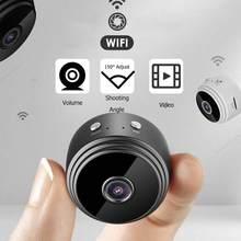 A9 mini câmera wifi original hd versão micro voz gravador de vídeo sem fio câmera de vigilância mini câmera ip