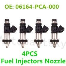 Nozzle Fuel-Injectors 2001 Honda 2000 06164PCA000 4pcs for CRV 1999/2000/2001 PCA-000