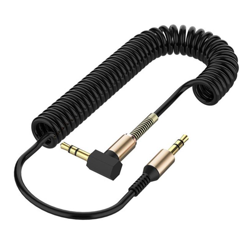 Аудиокабель с разъемом 3,5 мм, кабель AUX 3,5 мм, акустический кабель для iPhone 11 Pro Max XR 7 8 Samsung JBL, автомобильные наушники, шнур AUX