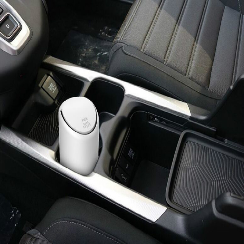 Auto Car Garbage Can Car Trash Can Silicone Garbage Dust Case Holder Rubbish Bin Auto Organizer Storage Box