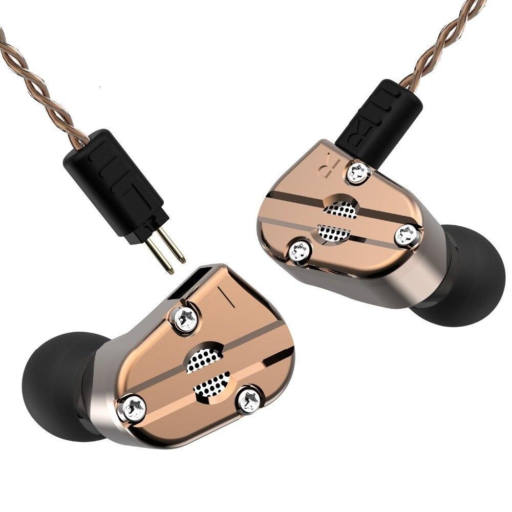 Qt5 1dd + 1ba híbrido no ouvido