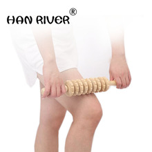 meridian shaft rod full-body massage stick rolling back massage
