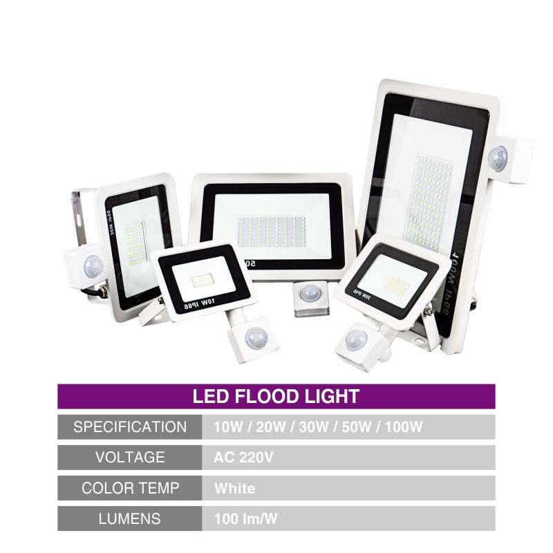 cheapest Outdoor LED spotlight 9W 12W landscape Lighting 220V Warm white Cold white RGB Wall light IP66