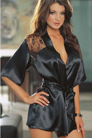 Wontive Sexy Lingerie Robe Dress Women Porno Lingerie Sexy Hot Erotic Underwear Nightwear Sex Costumes Exotic Apparel