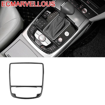 Control System Gear Door Panel Automobile Chromium Modified Car Styling Protecter Accessories 12 13 14 15 16 17 18 FOR Audi A7
