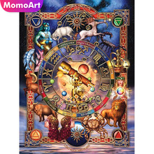 MomoArt Diamond Painting Religion Diamond Mosaic Cross Stitch Full Square/round Diamond Embroidery Home Decor 5d diamond painting religion jesus full square round diamond embroidery diamond mosaic cross stitch inlay religion home decor