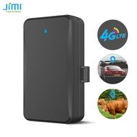Jimi LL01 4G LTE Magnetische GPS Tracker Mit 10000mAh Batterie IP65 Wasserdicht Echt-Zeit Tracking Google Map asset Locator Für Autos