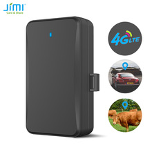 Jimi LL01 4G LTE Magnetic GPS Tracker With 10000mAh Battery IP65 Waterproof Real-Time