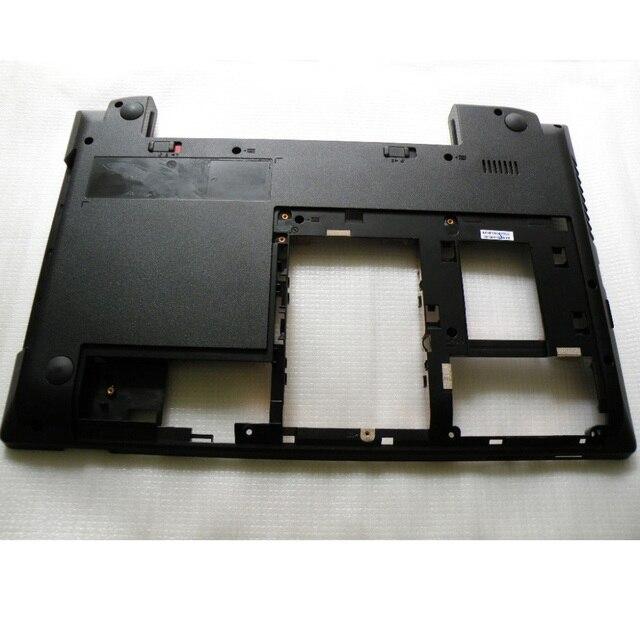 Novo original para lenovo b490 base inferior capa caso montagem 11s9020423 60.4lw06. 001