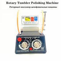 3 kg Drum Polishing Machine, Jewelry Rotary Tumbler, Tumbling Mini Tumbler Rotary Tumbler Polishing Machine Jewelry Polisher