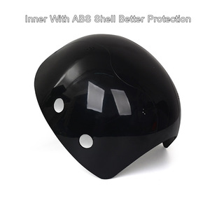Image 3 - Newest Work Safety Protective Helmet Bump Cap Hard Inner Shell Baseball Hat Style For Work Factory Shop Carrying Head Protection