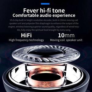 Image 5 - Lewinner V5 TWS سماعات لاسلكية مقاوم للماء HiFi سماعة بلوتوث 5.0 سماعات الأذن إلغاء الضوضاء سماعة الألعاب ل هاتف ذكي