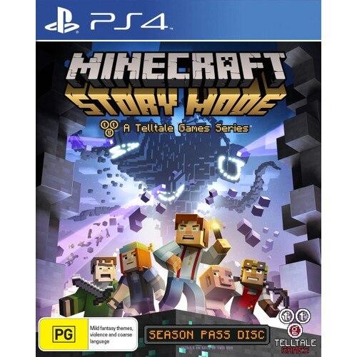 Minecraft modo historia Ps4 Playstation 4 Original juego 2021 Nuevas existencias Video juego