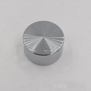 Image 2 - Piezas de estufa de gas con interruptor giratorio perilla redonda de acero inoxidable para estufa de gas