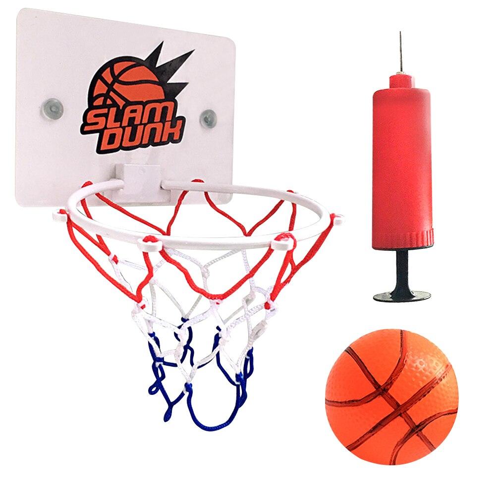 2020 портативный смешной Мини-Баскетбольный обруч для помещений, набор игрушек для дома, баскетбольные фанаты, спортивная игра, набор игрушек для детей, взрослых