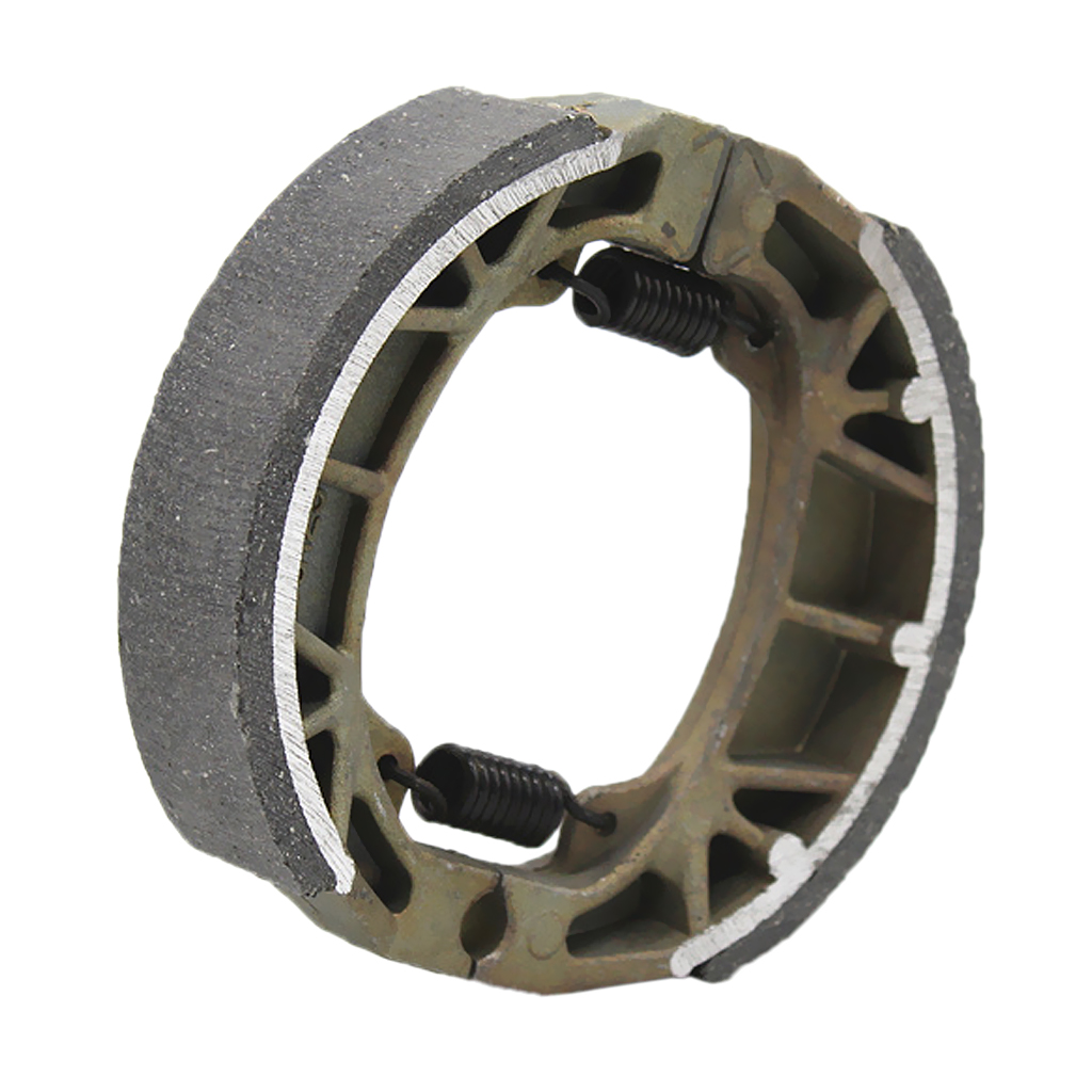 Motorcycle Brake Pad Shoe Replace <font><b>Parts</b></font> For CG125 <font><b>CG</b></font> <font><b>125</b></font> Brake Shoes image
